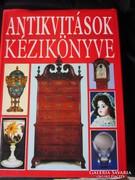 RÉGISÉGEK ANTIKVITÁSOK KÉZIKÖNYVE SZAKKÖNYV 1994