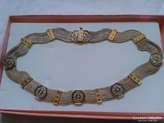 Gomosevi Anatoli ezüst zománc bizánci stílus