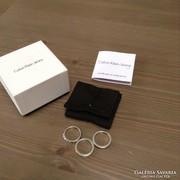 Calvin Klein gyűrű dobozában Új