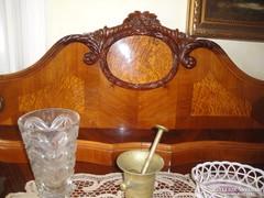Hagyatékból eladó restaurált étkező garnitúra