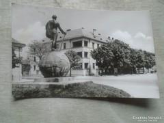 D137406 Képeslap -BAJA  1966