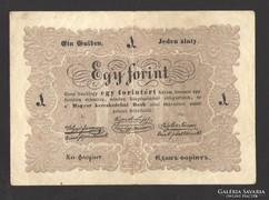 1 forint 1849. (VF+++)!!!  NAGYON SZÉP!!!