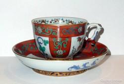 HERENDI Gödöllő mintás teás csésze és alj 1955-ből
