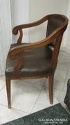 Klasszicista stílusú szék
