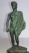 Régi 1947 Bronz szobor