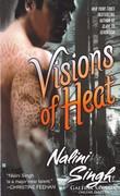Nalini Singh: Vision of Heat (ÚJszerű, DEDIKÁLT) 3000 Ft