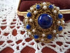 Gyűjtői Antik -Ötvösékszer bross