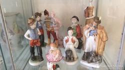 Herendi figurális dísztárgyak