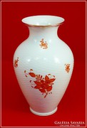 Herendi váza Apponyi mintás