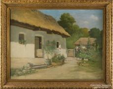 Zorkóczy Gyula eredeti festménye garanciával