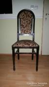 Szecessziós székek  !