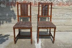 Ónémet bőr székek felújítandó