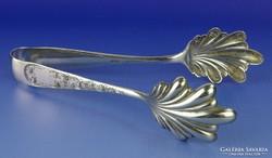 0G629 Antik STERLING ezüst cukorcsipesz 85 g
