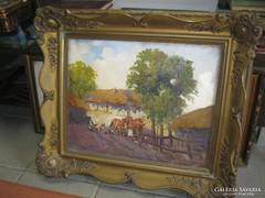 Németh György festmény eladó
