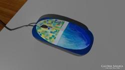 Computer mouse,mice - festménnyel számítógépes egér 15.