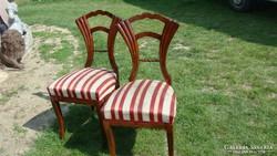 Négy db. Bieder szék.