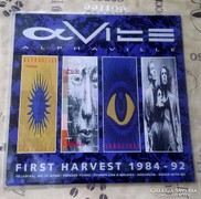 Alphaville - First Harvest 1984 - 92 LP Album