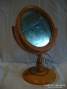 Kerek állítható pipere tükör
