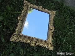 Csodálatos barokk stílusú fali tükör