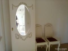 Vintage tükrös szekrény