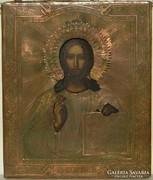 Pantokrátor Krisztus ikon