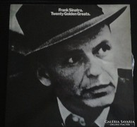 LEÁRAZVA! Frank Sinatra -Twenty Golden Greats Bakelit lemez