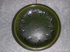 Kerámia fali tányér 18 cm (24/d)