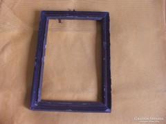 Kisméretű képkeret 20x13 cm