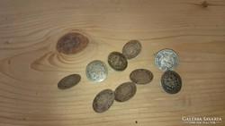 Ezüst pénzérmék