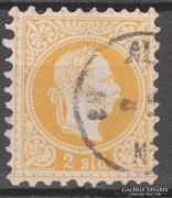 1867.Levante 2 sld feiner Druck, Mi#1II. CV. 3800,-Eu