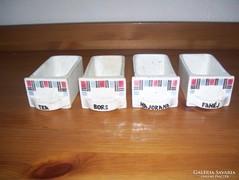 Gránit fűszertartó fiók - 4 db