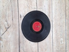 Antik, régi bakelit lemezek 02.