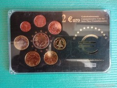 EURO sor tartóban