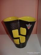 Art deco Elchinger kerámia váza