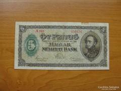 *** Eredeti állapotú 1926 - os 5 pengő ***