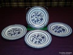 Altwien áttört porcelán tányérok ( 4 db )