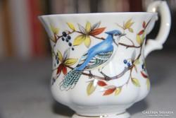 Különleges Royal Albertek 3 - A kék szajkós csésze