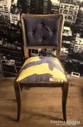 """4db antik szék egyedi """"dizájn"""""""