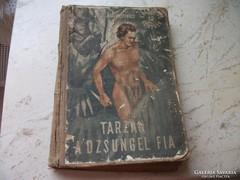 Antik könyv eladó! Tarzan a dszungel fia 1956-os kiadás