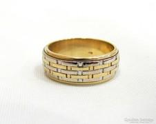 Arany gyűrű (Szh-Au51637)