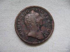 Mária Terézia Szép 1 Krajcár 1762 K