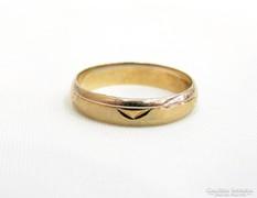 Arany gyűrű (Szh-Au41723)