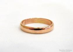 Arany karikagyűrű (Nak-Au54599)