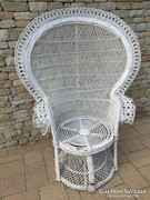 Emmanuelle-szék (rattan fotel)