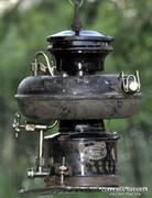 Antik gázlámpa Ditmar Maxim 551 Austria