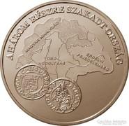 A magyar pénz krónikája - A három részre szakadt ország