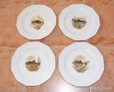 Bavaria hal mintás tányér