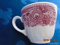 Villeroy&Boch-Antik-Virágos pink csésze-2