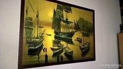 Bánfalvy Ákos – Kikötő