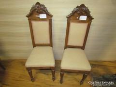 Antik Bécsi Barokk szék